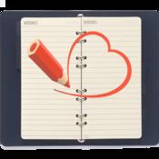 App Icon: Glücklich Tagebuch PLUS