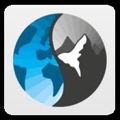 App Icon: MAPtoSNOW für Ski & Snowboard