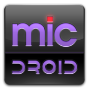App Icon: MicDroid