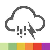 App Icon: AlertsPro - Unwetterzentrale