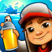App Icon: Subway Surfers