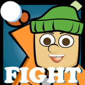 App Icon: SnowBall Fight Winter Game HD