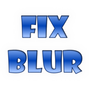 App Icon: Fix Foto Blur
