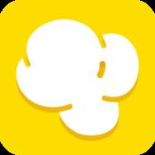 App Icon: Popcorn Buzz: Free Group Calls