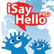 App Icon: iSayHello Communicator Pro