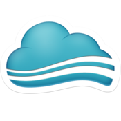 App Icon: Cloudfogger Cloud-Encryption