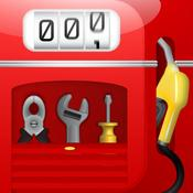 App Icon: Fuel Log 3 - Das freie elektronische Fahrtenbuch 4.4.2