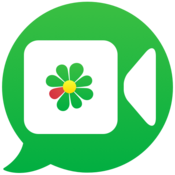 App Icon: ICQ Video chat & Messenger