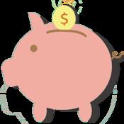 App Icon: Kostenkontrolle - Finanfy