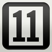 App Icon: 11FREUNDE - Fußballkultur-App