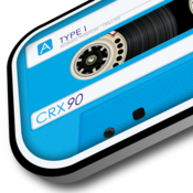 App Icon: DeliTape - Deluxe Kassette