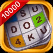 App Icon: Sudoku 10'000