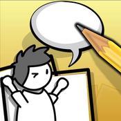 App Icon: Erstellen Sie ein Comic Lite