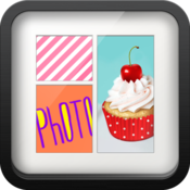 App Icon: Photo Frame Free:Easy Collage