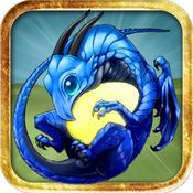 App Icon: Dragon Island Blue 1.1.0