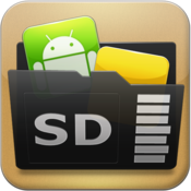 App Icon: AppMgr Pro III (App 2 SD)