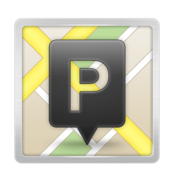 App Icon: Park Me Right:Free Car Locator