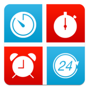 App Icon: Timers4Me - Timer & Stoppuhr