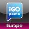 Europa - iGO primo app