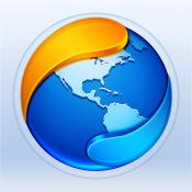 App Icon: Mercury Web Browser 8.1