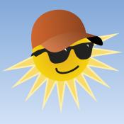 App Icon: MySunCheck 2.2
