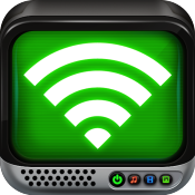 App Icon: Media Stream - Bilder, Musik und Videos auf dem Fernseher 1.5