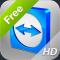 TeamViewer HD für Fernsteuerung
