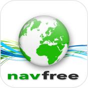 App Icon: Navfree GPS Großbritannien & Irland + Street View 2.1.13