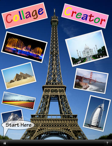 collage creator lite collagen erstellen und versenden iphone ipad app chip. Black Bedroom Furniture Sets. Home Design Ideas
