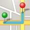 ForeverMap 2 - Weltweite Offline Karte und Online Map (Worldwide Maps)