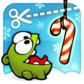App Icon: Cut the Rope: Holiday Gift 1.6.0
