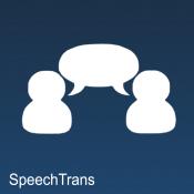 App Icon: SpeechTrans Ultimativer Sprach- und Foto-Übersetzer bereitgestellt von Nuance 4.9