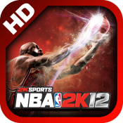 App Icon: NBA 2K12 for iPad 1.4.6