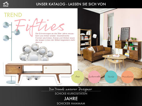 maisons du monde einrichtungsmagazin f r ein stilvolles. Black Bedroom Furniture Sets. Home Design Ideas