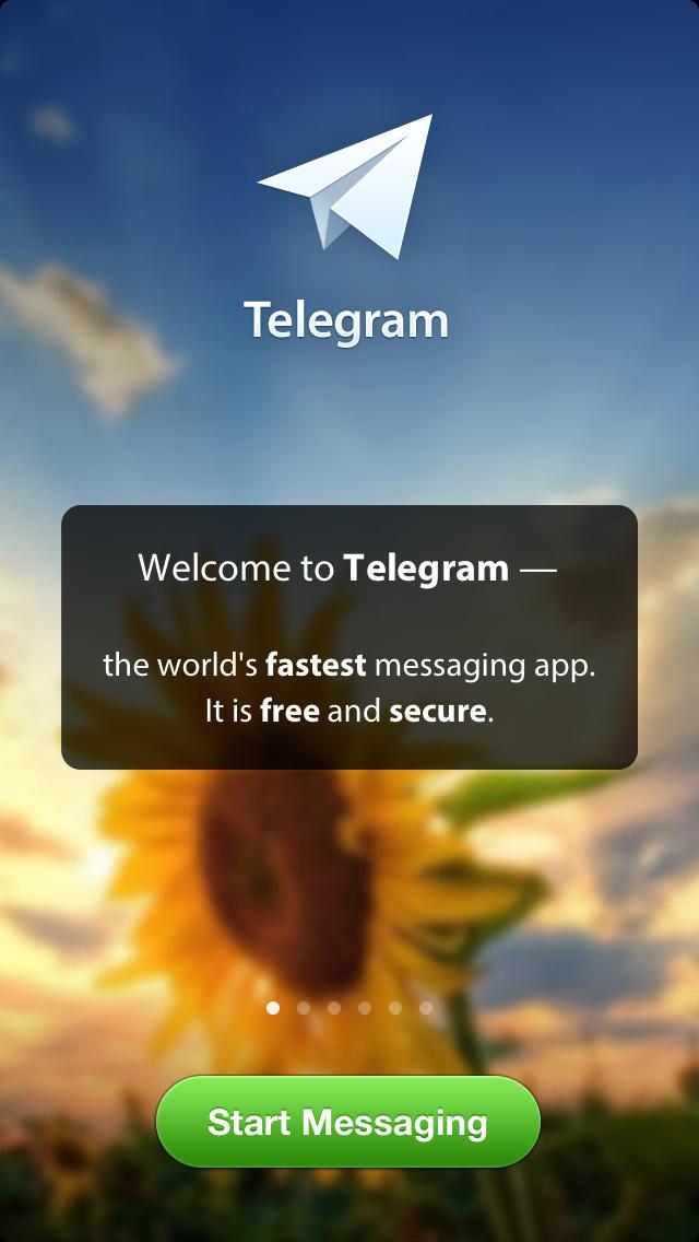 Iphone telegram skachat - 66